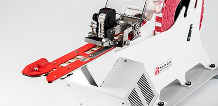 semiautomatic kwik lok printing solution