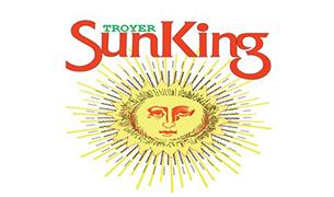 Troyer Sun King Logo
